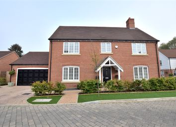 Thumbnail 4 bed detached house for sale in Bluebell Drive, Rickling Green, Saffron Walden