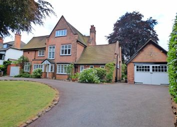 Thumbnail 6 bed detached house for sale in Lichfield Road, Sutton Coldfield