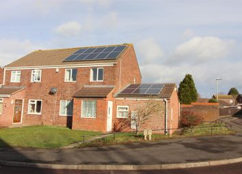 Thumbnail 4 bed semi-detached house for sale in Gimson Close, Tuffley, Gloucester