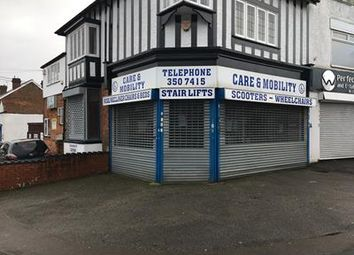 Thumbnail Retail premises to let in 167 Sutton Road, Wylde Green, Birmingham