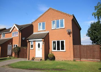 Thumbnail 3 bedroom detached house for sale in The Orchard, Long Street, Thirsk