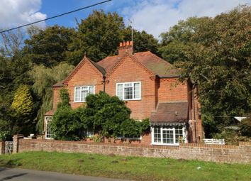 Thumbnail 4 bed detached house for sale in Marlow Road, Cadmore End, High Wycombe