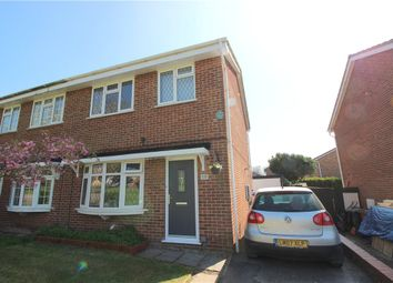 Thumbnail 3 bedroom semi-detached house for sale in Minster Road, Oakwood, Derby