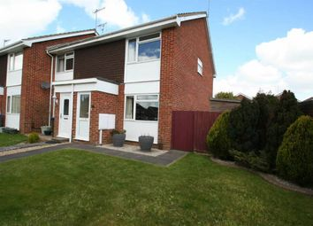 Thumbnail 2 bed terraced house for sale in Halifax Drive, Durrington, Worthing, West Sussex