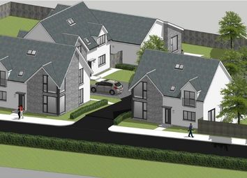 Thumbnail 4 bed detached house for sale in Luggie Road, Carluke