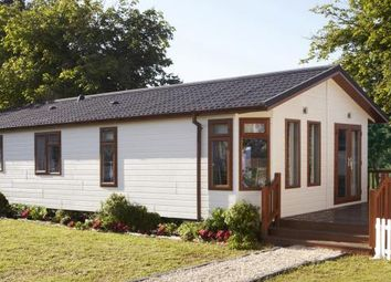 Thumbnail 3 bedroom mobile/park home for sale in Richmond, North Yorkshire
