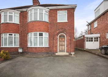 Thumbnail 3 bedroom semi-detached house for sale in Cleveley Drive, Nuneaton