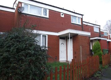 Thumbnail 4 bed terraced house to rent in Fulbrook Close, Redditch