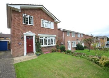 Thumbnail 3 bed detached house for sale in Pilgrims Close, Farnham