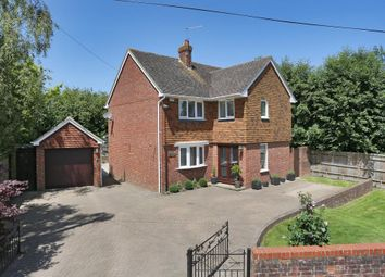Thumbnail 4 bed detached house for sale in Rectory Lane, Cranbrook, Kent
