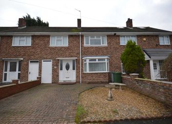 Thumbnail 3 bed terraced house to rent in Kennet Road, Bebington, Wirral