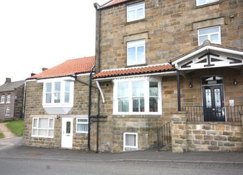Thumbnail 3 bed flat for sale in High Street, Castleton, Whitby