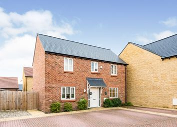 Willow Farm, Marcham, Abingdon OX13. 3 bed detached house for sale