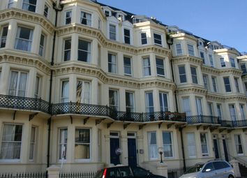 Thumbnail 3 bedroom flat to rent in Queens Gardens, Eastbourne