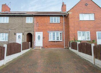 Thumbnail 3 bed terraced house to rent in Tom Wood Ash Lane, Upton, Pontefract