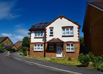 Thumbnail 4 bed detached house for sale in Summers Mead, Brimsham Park, Yate