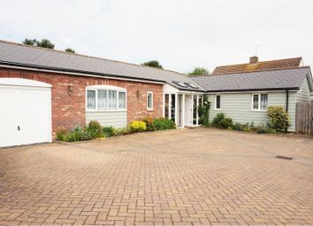 Thumbnail 3 bed detached bungalow for sale in West Street, South Petherton
