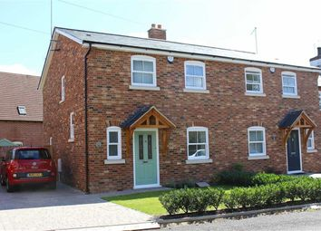 Thumbnail 3 bed cottage for sale in New Road, Woolmer Green, Knebworth, Herts