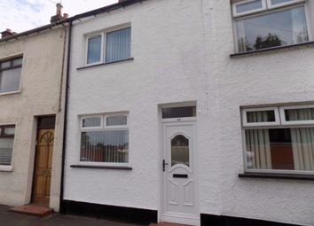 Thumbnail 2 bedroom terraced house to rent in Low Road, Lisburn
