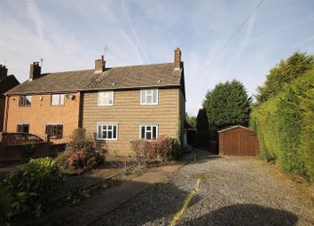 Thumbnail 3 bed semi-detached house for sale in Springfield Road, Barlow, Dronfield