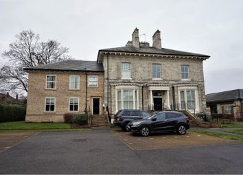 Thumbnail 2 bed flat for sale in Fulford Chase, York