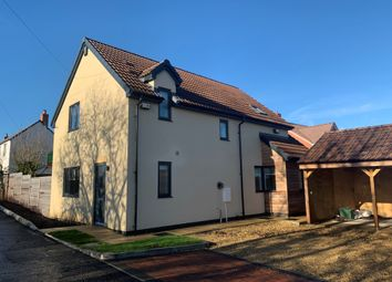 Thumbnail 3 bed detached house to rent in Horwood Lane, Wickwar, Wotton-Under-Edge