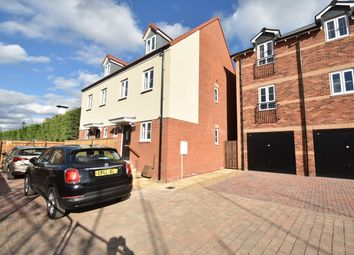 Thumbnail 3 bed semi-detached house for sale in Blunden Close, Long Melford, Sudbury