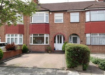 Thumbnail 3 bed terraced house for sale in Lynmouth Avenue, Enfield, Greater London