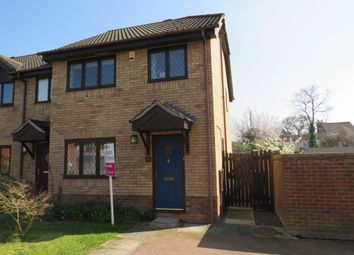 Thumbnail 3 bed end terrace house for sale in Margaret Reeve Close, Wymondham