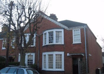 Thumbnail 3 bed maisonette to rent in Swaby Road, London
