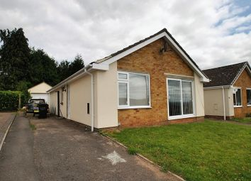Thumbnail 3 bed detached bungalow for sale in Berkeley Crescent, Lydney