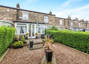 Thumbnail 1 bedroom terraced house for sale in Moorside Terrace, Fagley, Bradford