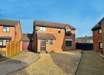 Thumbnail 5 bed detached house for sale in Wrenbury Road, Northampton, Northamptonshire.
