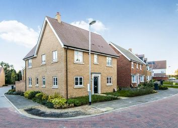Thumbnail Detached house for sale in Emberson Croft, Chelmsford