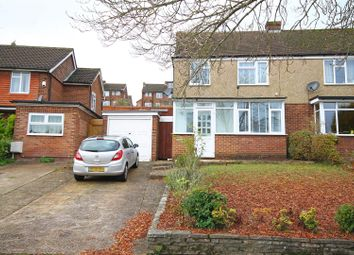Thumbnail 3 bed semi-detached house for sale in Dean Close, High Wycombe
