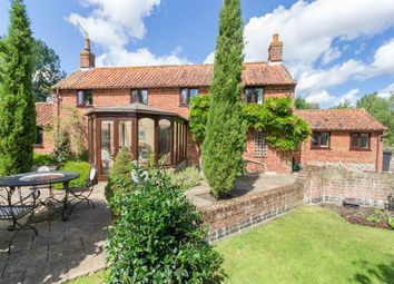 Thumbnail 4 bed detached house for sale in The Cottage, Harpers Green, Brisley