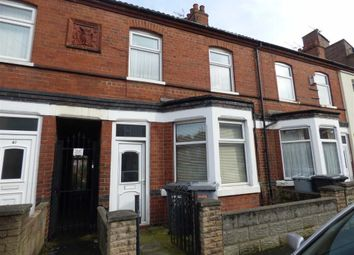 Thumbnail 2 bed terraced house for sale in Lord Street, Crewe