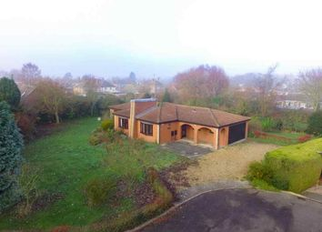 Thumbnail 3 bed detached bungalow for sale in Station Road, Moulton, Spalding