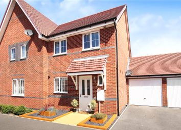 Thumbnail 3 bed semi-detached house for sale in Randall Way, Littlehampton, West Sussex
