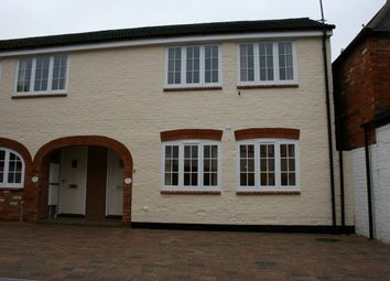 Thumbnail 1 bed end terrace house to rent in Union Court, Newport Pagnell, Milton Keynes
