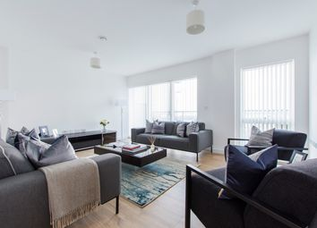 Thumbnail 4 bedroom flat for sale in Bawley Court, 1 Magellan Boulevard, London