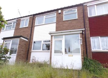 Thumbnail 3 bed terraced house for sale in Walhouse Close, Chuckery, Walsall, .