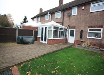 Thumbnail 3 bed town house for sale in Plough Croft, Alsager, Stoke-On-Trent