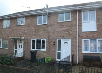 Thumbnail 3 bed terraced house for sale in Pelican Close, Weston-Super-Mare