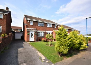 Thumbnail 3 bed semi-detached house for sale in Alderwood Close, Clavering, Hartlepool