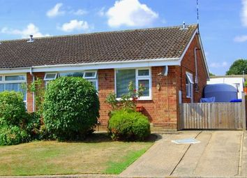 Thumbnail 2 bed semi-detached bungalow for sale in Windermere Close, Drayton, Daventry