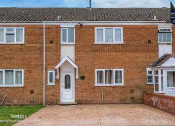 Tyne Close, Brownhills, Walsall WS8. 3 bed terraced house for sale