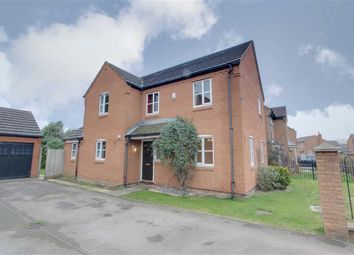 Thumbnail 4 bed detached house for sale in Phillips Road, Aylesbury