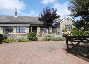 Thumbnail 4 bed detached bungalow for sale in Warkworth, Morpeth