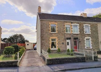 3 bed end terrace house for sale in Pentre Road, Swansea SA4